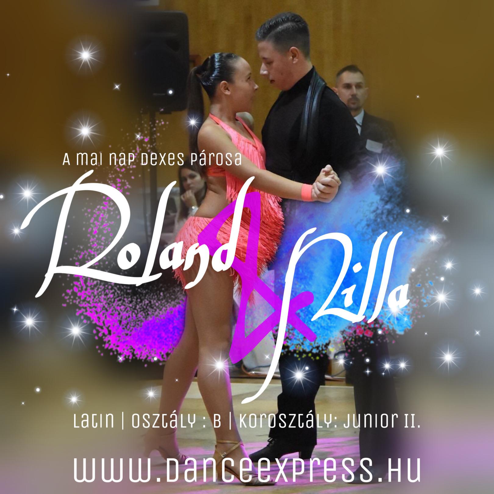 Sebők Roland és Sebők Nilla