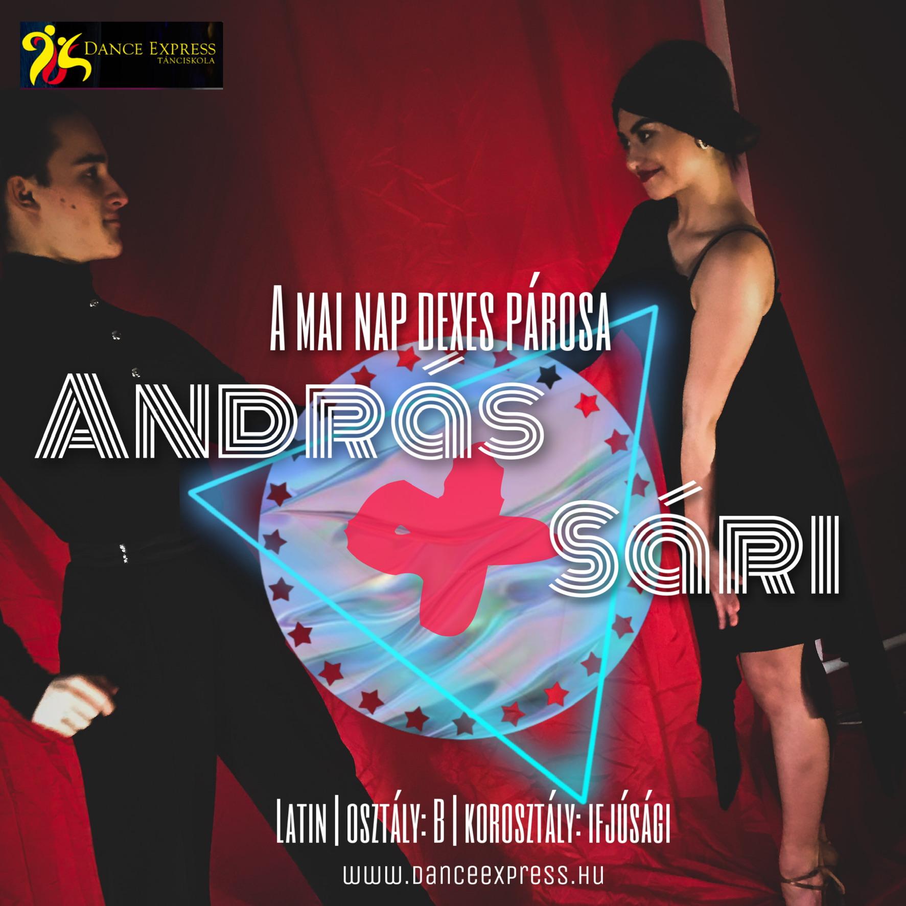 Horváth András és Ujcz-Méri Sára