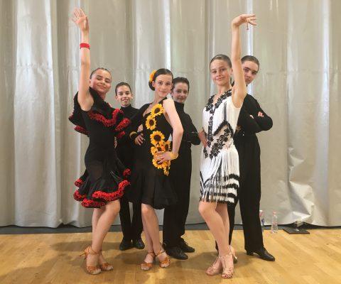 Hétvégén Csömörön táncolt a DEX